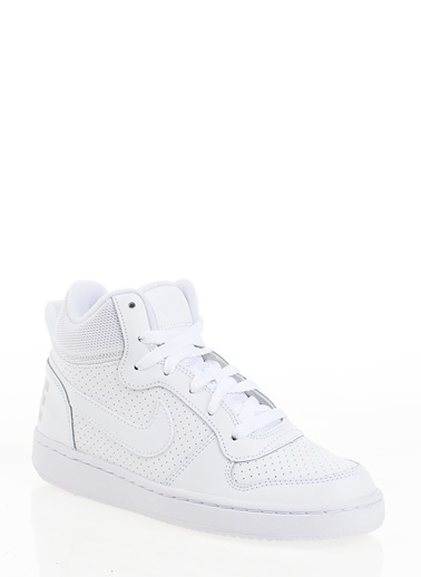 Nike Nike Court Borough Mid Beyaz